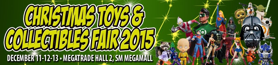 Philippine Toys, Hobbies and Collectibles Convention