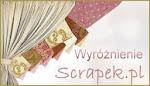 Wyróżnienie za 20 Wyzwanie sklepu Skrapek.pl