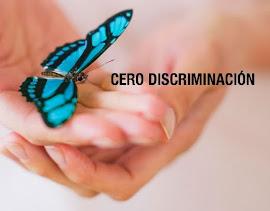 DÍA INTERNACIONAL DE LA CERO DISCRIMINACIÓN. 01 de Marzo