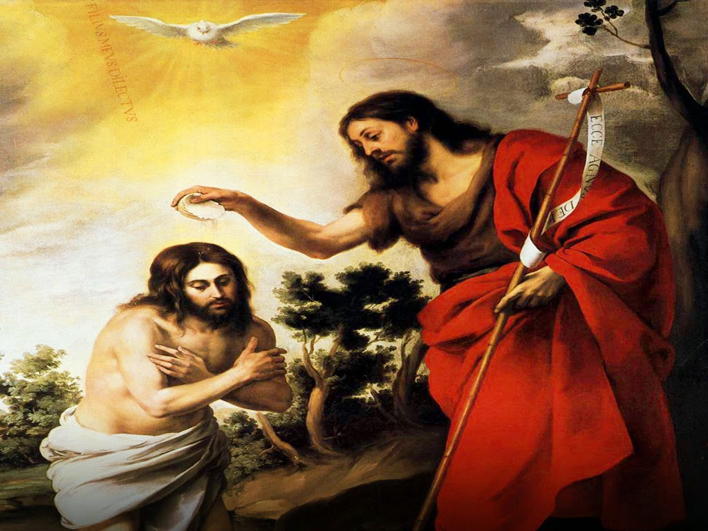 holy mass images the baptism of our lord jesus christ