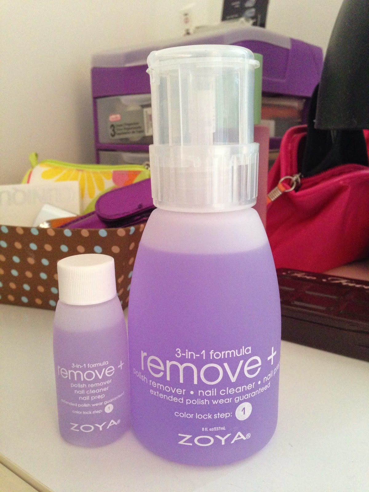 Manicure Diary: Zoya Remove Plus Review