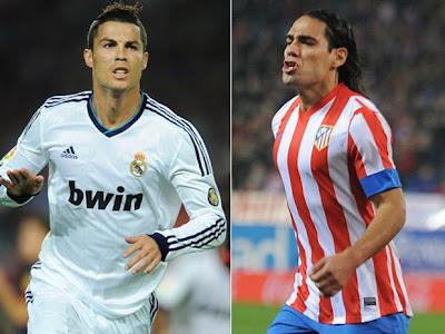 Christiano Ronaldo vs Radamel Falcao