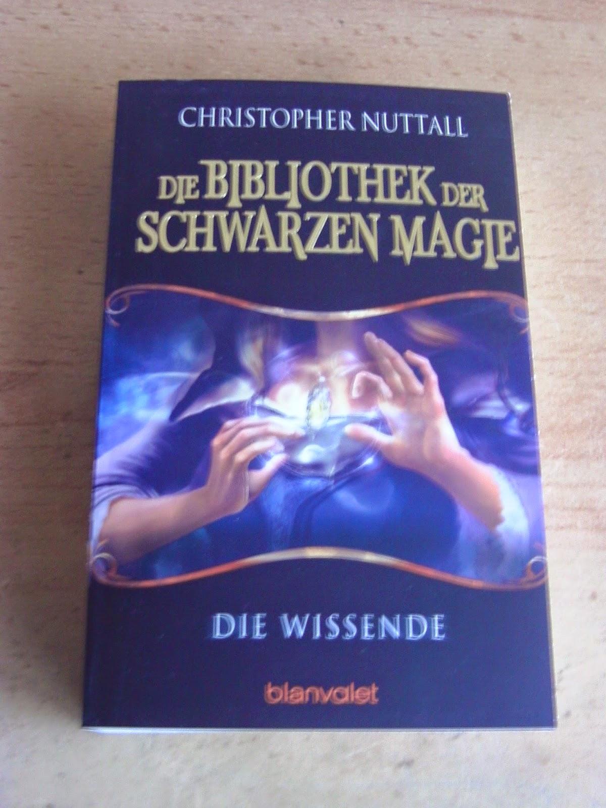 http://www.amazon.de/Die-Bibliothek-Schwarzen-Magie-Wissende/dp/3442264057/ref=sr_1_1?s=books&ie=UTF8&qid=1424039641&sr=1-1&keywords=die+bibliothek+der+schwarzen+magie