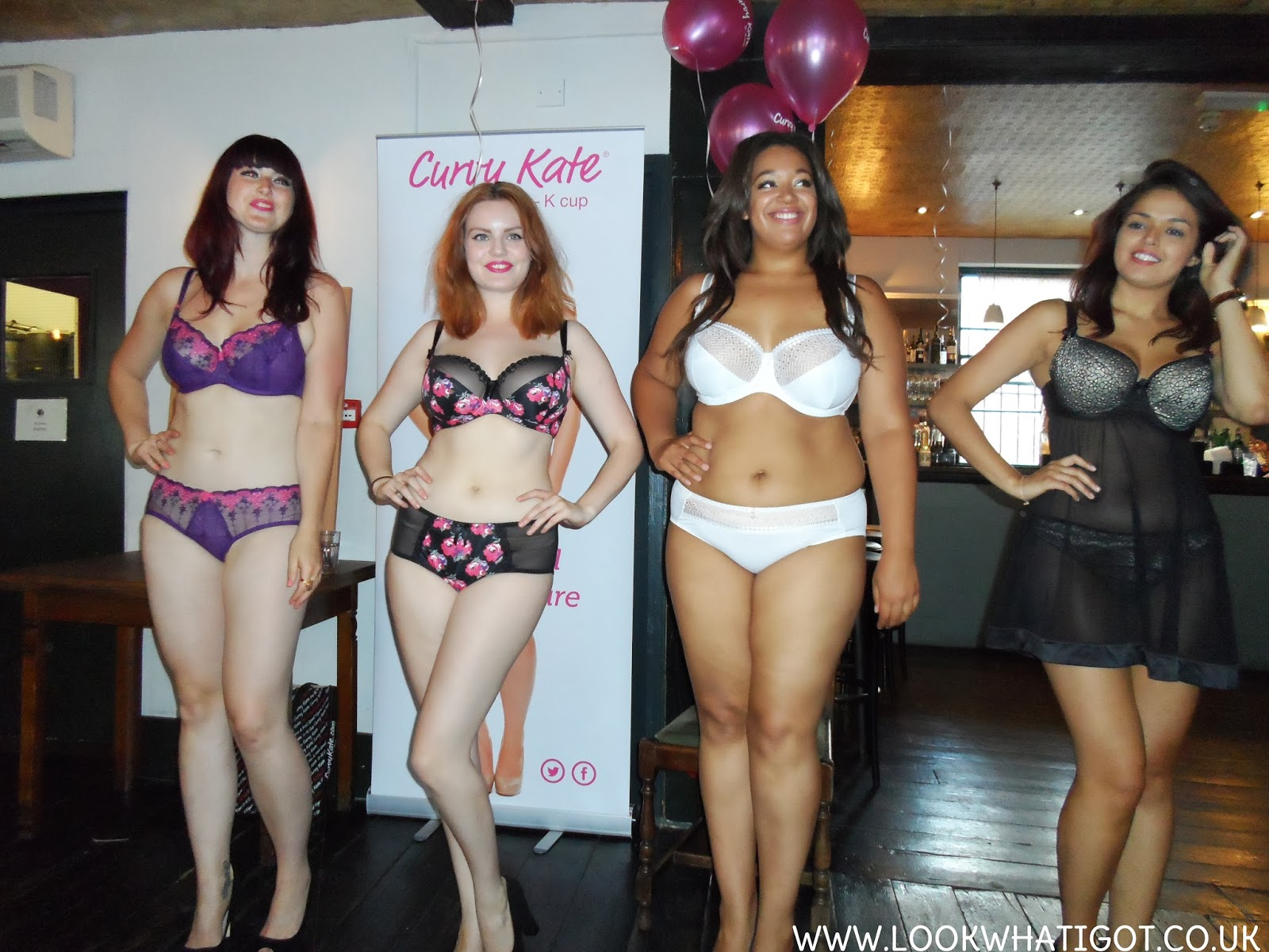 Curvy Fashion Show