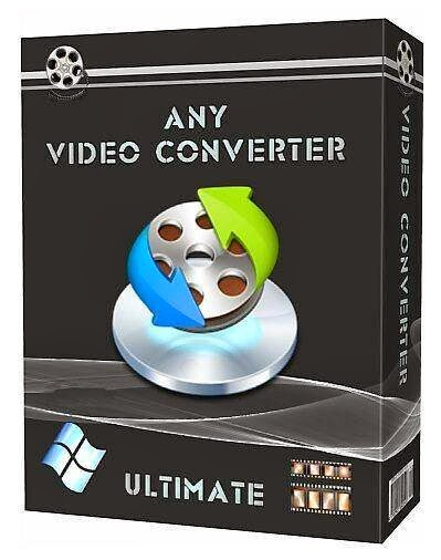 Download Any Video Converter Ultimate 5.5.1 Final Incl Crack [KaranPC]