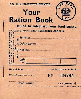 Nice Rationing Book Template Pictures >> Keith Hann Why Oh Why. Food ...