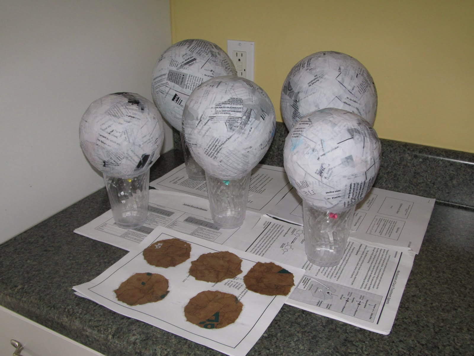 paper mashay Support will: here is the simple way to make great paper mache in about 2 minutes lots of paper mache projects.