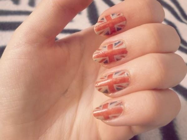 nails England