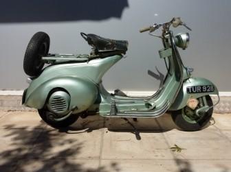 GL2 1954 - Jenis Vespa Dari Tahun Ke Tahun