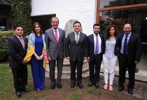 Trabajamos con Sedatu para mejorar y aplicar Plan de Movilidad en Xalapa: Américo Zúñiga