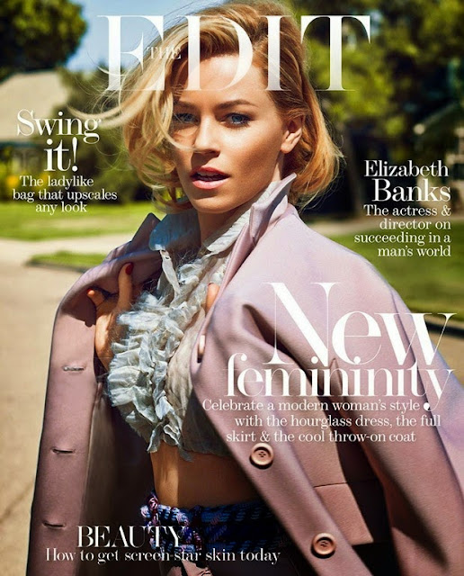Actress @ Elizabeth Banks by Chad Pitman for The Edit 2015