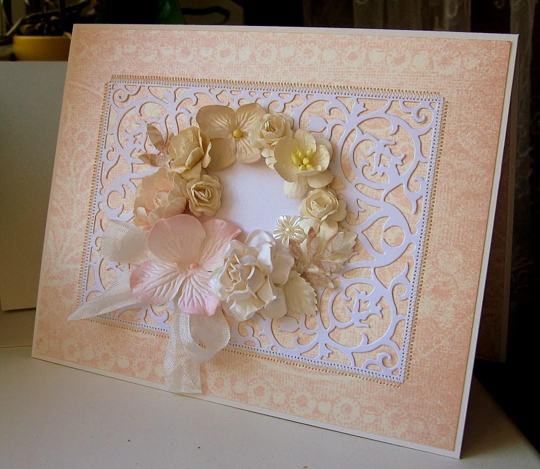 Свадебные открытки от мастера