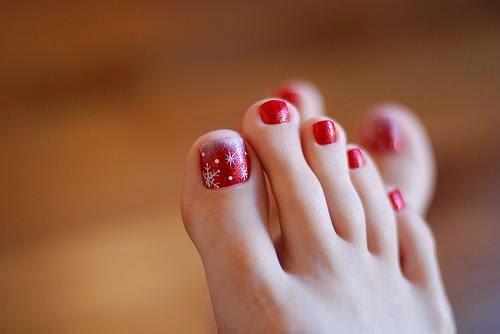 Decoraciones de uñas de los pies-lindas   Poemas para enamorar