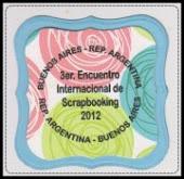 3er. ENCUENTRO DE SCRAP EN ARGENTINA