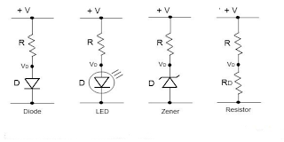 Drawing Of A Basic Schematic Diagram moreover Car Voltmeter Wiring Diagram besides Vu Meters together with Parallel L  Circuit Diagram also La3600 5 Band Equalizer Circuit. on simple led series circuit schematics