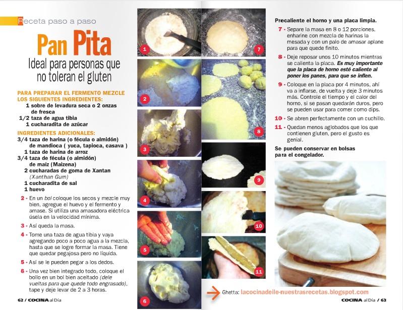 Revista De Cocina   Revista Gratuita Cocina Al Dia 20 Para Imprimir Y Ver On Line