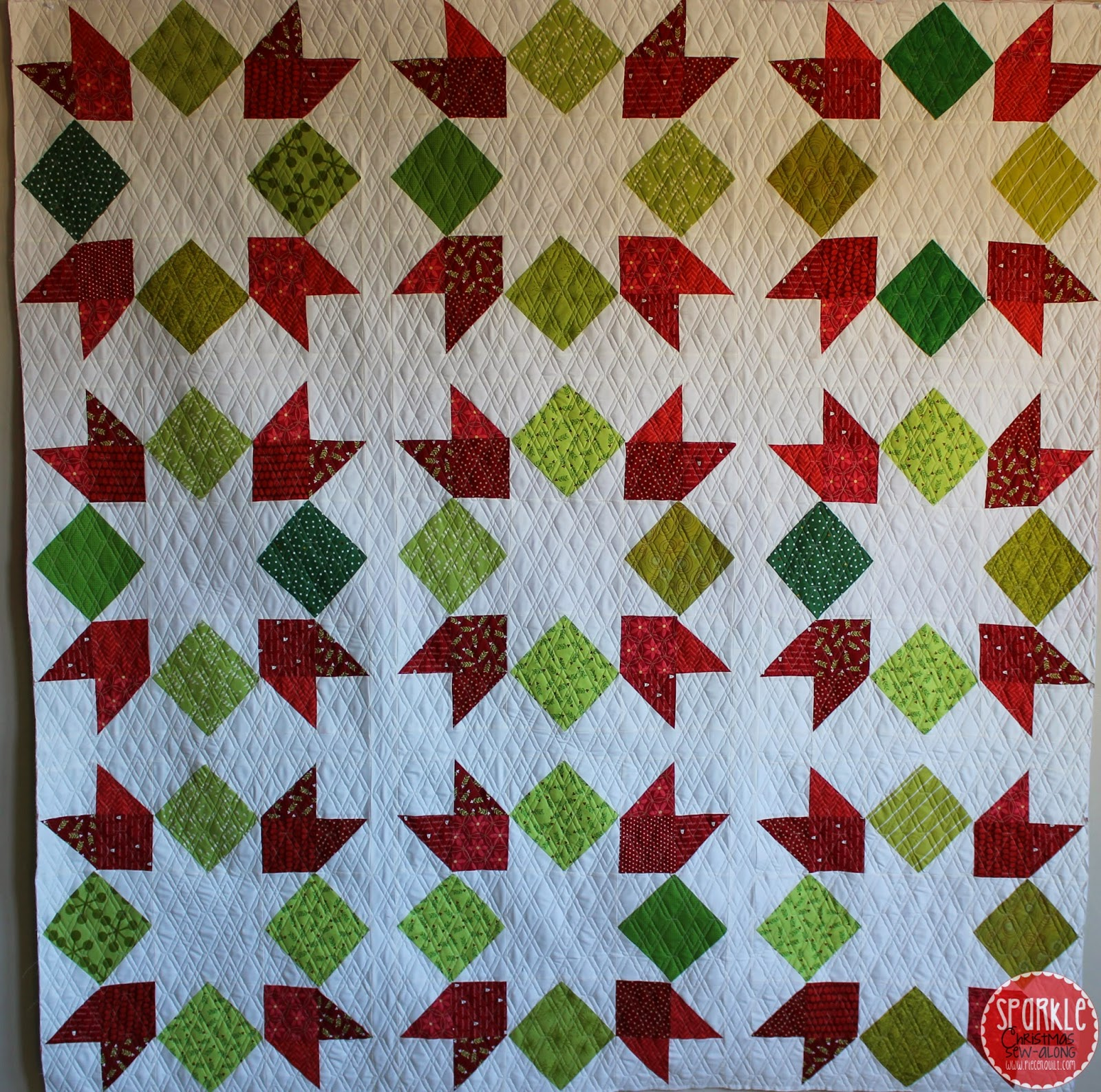 Piece N Quilt Sparkle A Christmas Sew Along The Quilt