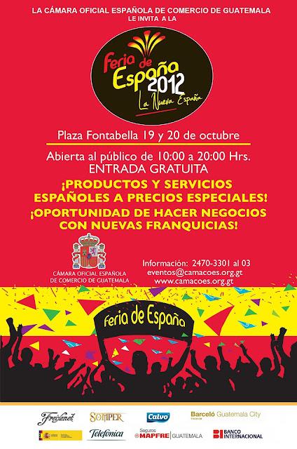 FERIA DE ESPAÑA 2012 -LA NUEVA ESPAÑA-