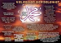 Dahsyatnya Bersholawat Ke Nabi Muhammad SAW