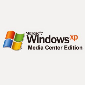 Microsoft Windows XP Media Center Edition logo vector