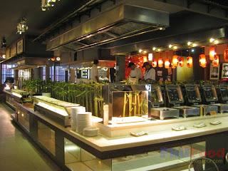 Banzai Japanese buffet at MoA