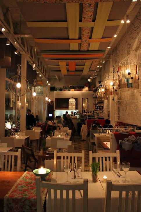 Vakker restaurant