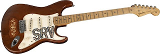John Mayer Guitars - Fender Stevie Ray Lenny Reproduction Strat