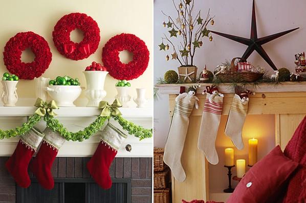 decoracao de natal para interiores de casas : decoracao de natal para interiores de casas:Decoracao De Natal Para Mesa