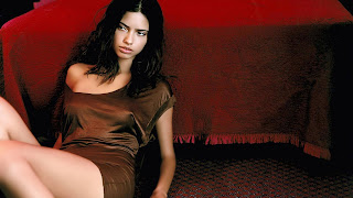 Hollywood actress Adriana lima wallpapers