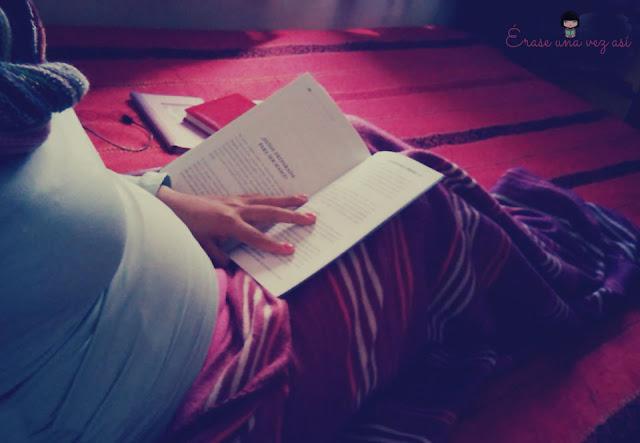 Mi dulce espera, estimulación pre natal, lectura durante el embarazo
