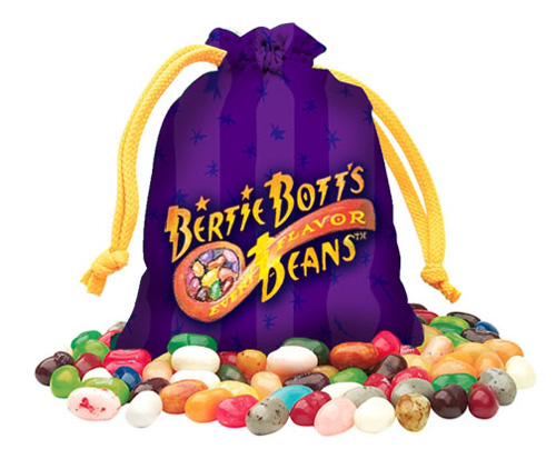 The Boy Who Lived Bertie Bott S Every Flavor Beans