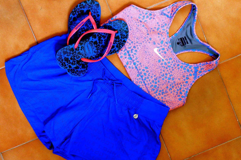 Mijn poets/sport outfit