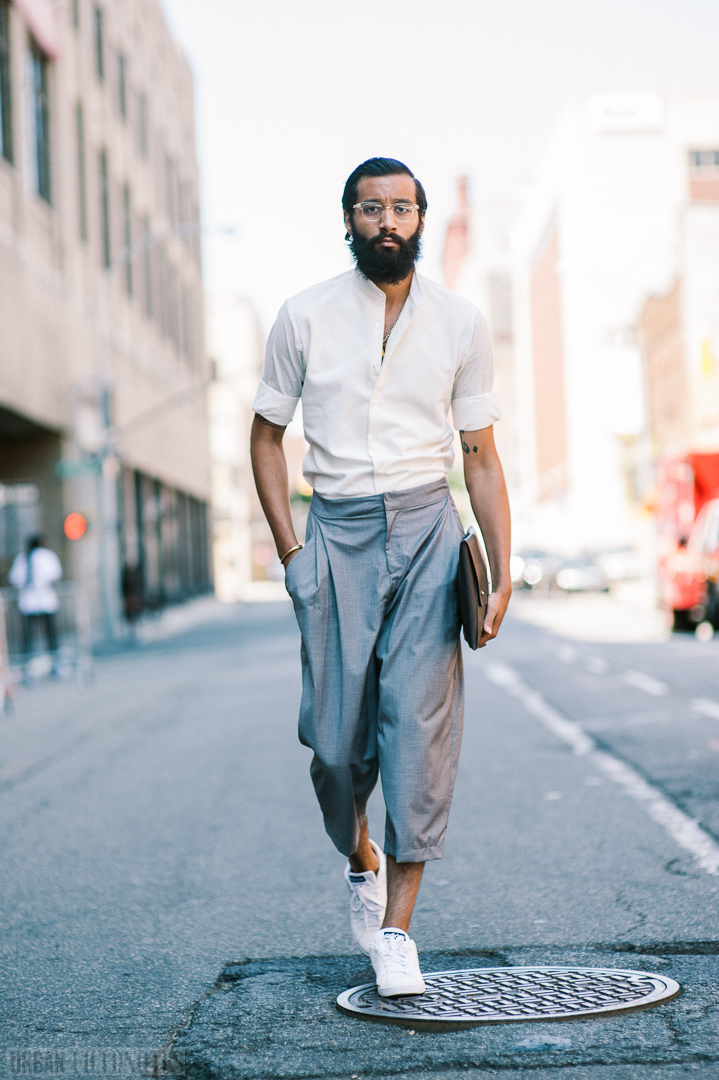 Urban Fieldnotes New York Street Style Eli Soul Washington St