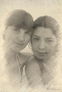 Camilla e Fernanda