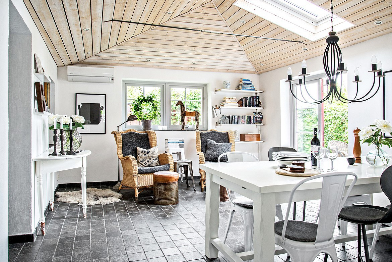 lovely deco la petite maison scandinave dans la prairie