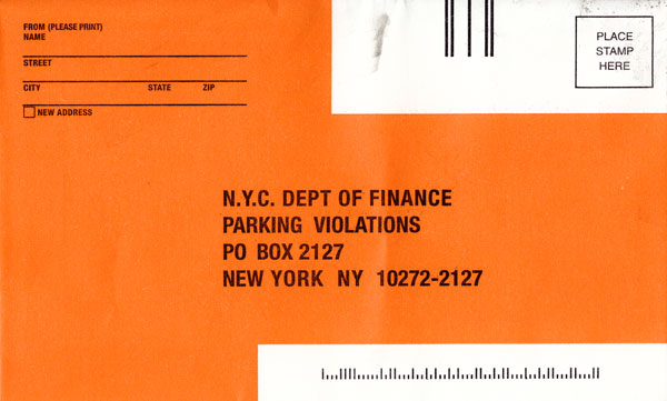The new york city department of finance wants you to know that you can