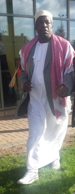 Tangazo la msiba London: Marehemu Abeid Said Mpate