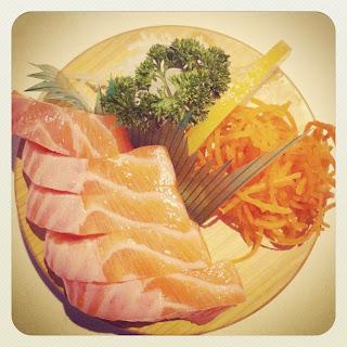 Burwood Sashimi Salad Sushi Sydney