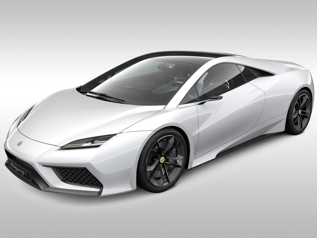 2012 Lotus Esprit Concept | Car Under 500 Dollars