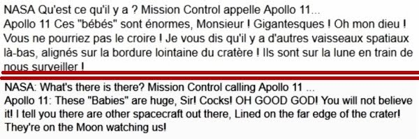 APOLLO  11  ... que  sait  on  vraiment  ?  2  citations  ci-dessous   du  Web  ...