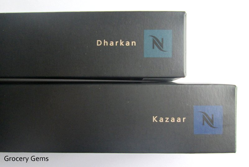 Grocery Gems Nespresso Dharkan & Kazaar (2013 release) -> Nespresso Kazaar