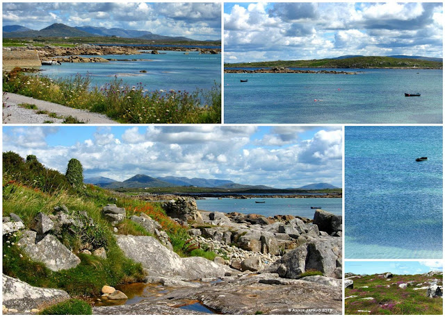 collage, Roundstone © Annie Japaud Photography