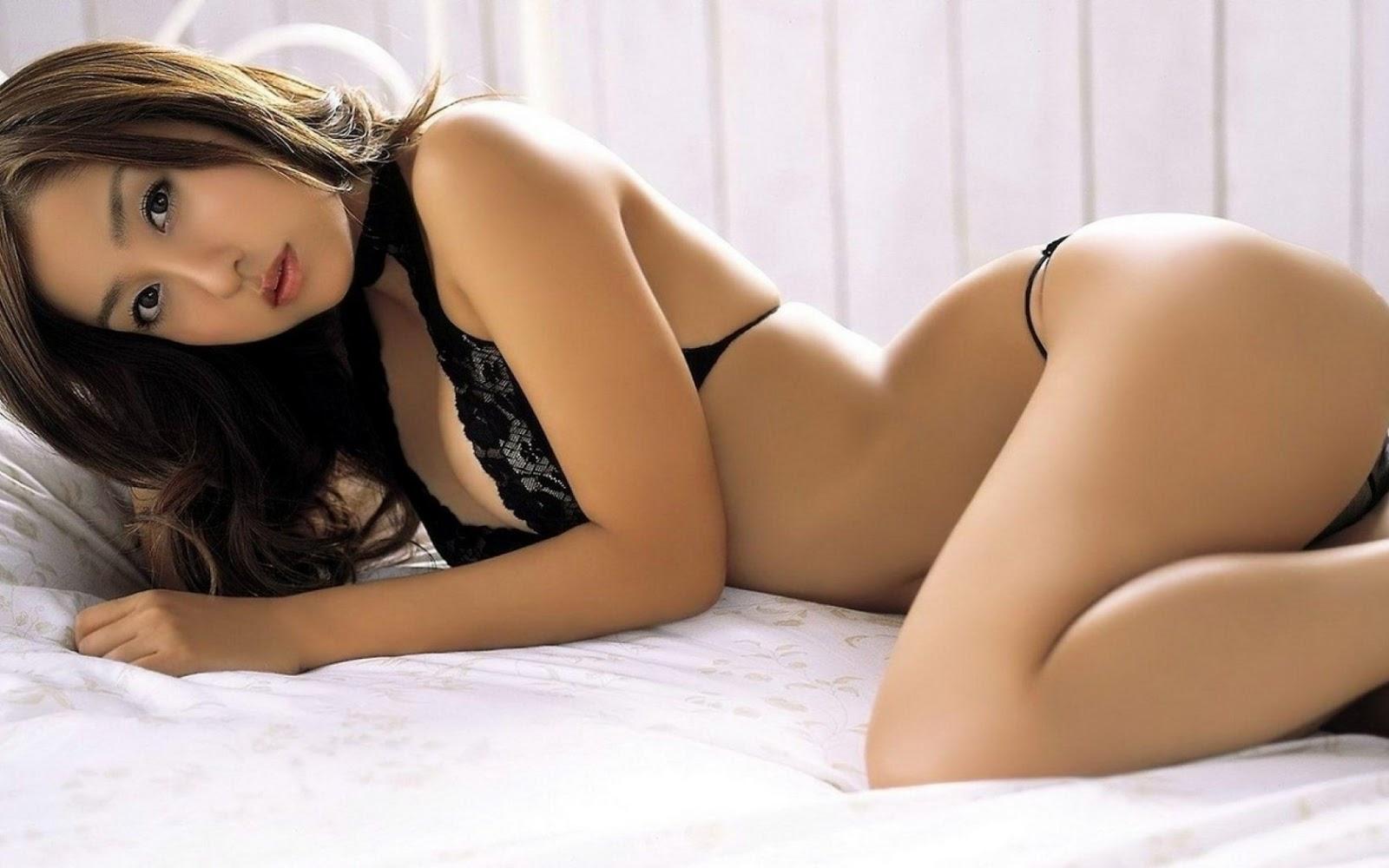 Фото азиатка в нижнем белье 2 фотография