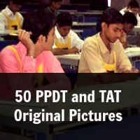 50 PPDT and TAT Original Pictures