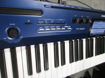 2016 Casio PX560 Portable Hybrid  Piano & Synthesizer - It does it all!