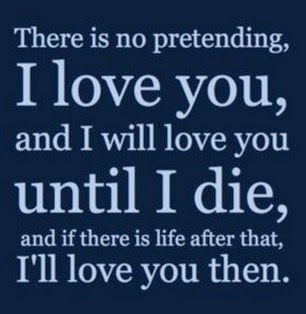 Love quotes, romantic sayings