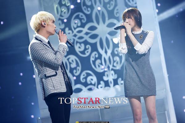 SM The Ballad Taeyeon Jonghyun