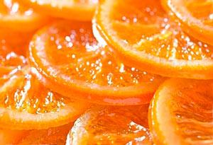 Апельсины карамелизированные