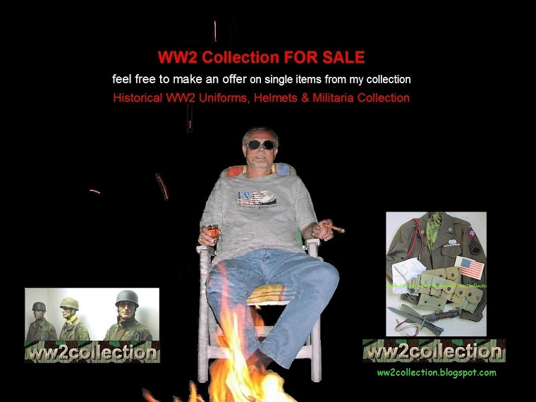 WW2 Militaria Collector