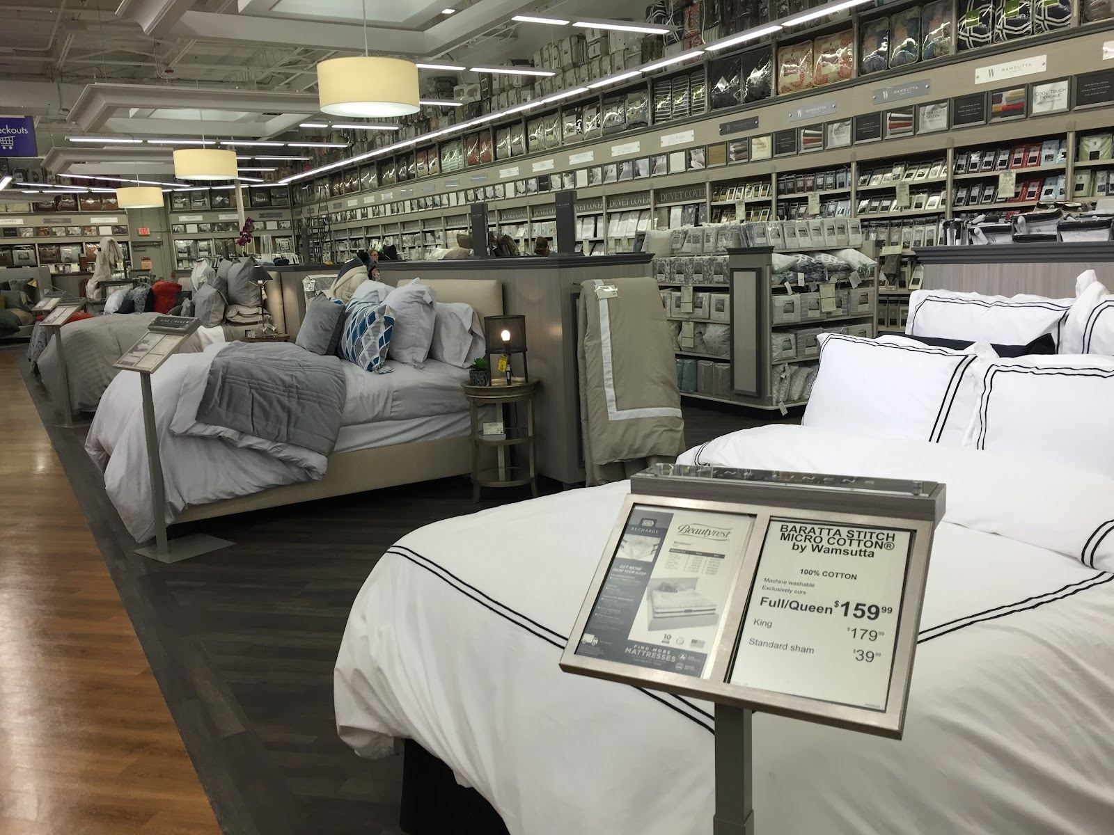 A New Look for Bed, Bath, and Beyond?